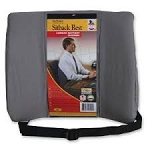 #400G  Core® Lumbar Sitback -Gray As Low as $20.99