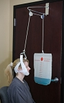 #4390 Over-Door Cervical Traction System  As Low as $12.20