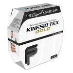 #GKT45125  Kinesio BULK Roll Tape -FP BLACK 2
