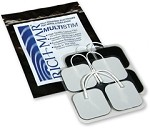 Richmar® MultiStim 2x2 Cloth -Electrode; 4 Electrodes per pack. As low AS $2.25