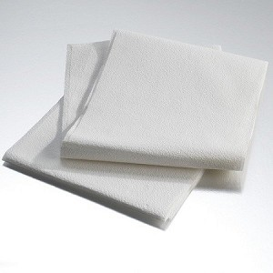"#300S  Drape Sheet, 2 Ply, 40"" x 48""- White as low as $19.99"