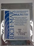 400-879  Richmar® 2x3.5 Cloth - Electrode; 4 Electrodes per pack.As Low as $2.95