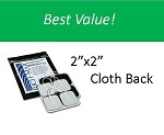 400-877  Richmar® 2x2 Cloth -Electrode; 4 Electrodes per pack. As Low as $1.99