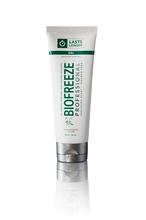 #13407 Biofreeze® 4 oz Tubes (Please Register FIRST Or Log in to View Your Price and Add to Shopping Cart!)