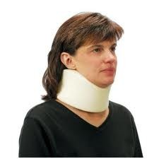 "#CLR6219 2 1/2"" Cervical Collar Beige as Low as $7.49"