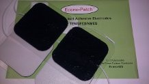 "#Econo-020 Economy Electrodes 2""x2"" Foam back 4/package As Low As $1.65/pk"