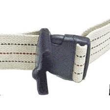 "#240  Gait Belt, 60"" safety quick release As Low as $10.95"