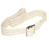 "#242  Gait Belt, 60"" metal buckle As Low as $8.95"