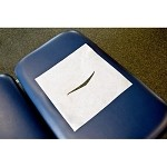 #70904N-4 Save on Shipping! Order in Bulk:  (4) Boxes of Headrest Sheets w/ Face Slit 1000/bx 4000 Total As Low as $66.00