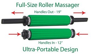 #11756 Theraband Portable Roller Massager As Low As $18.45