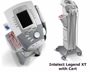 #2795 Chattanooga Intelect® Legend with Cart 4-Channel -Combination As Low as $3,650.00