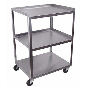 "#MC321  Stainless 3 Shelf 16""x21""x30"" As Low as  $144.00"