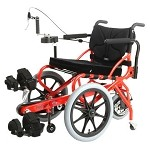 #PH-2010RP Profhand ™ Pedal Wheelchair As Low As $2,800.00