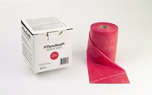#20130  Thera-Band® Red, 50 yds As Low as $72.45
