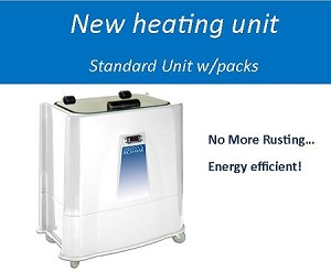 #R12-S-1 Hydra-Therm Standard Heating Unit w/Packs As Low As $1,743.00