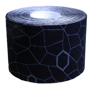 "#12743  TheraBand Kinesiology Tape Standard Roll 2""x16.4' Black/Gray Print (Please Register FIRST Or Log in to View Your Price and Add to Shopping Cart!)"