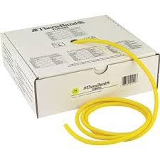 #21120  Thera-Band® Tubing Yellow/Thin 100' As Low as $43.75
