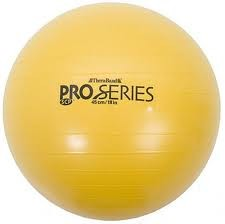 #23015  Thera-Band® Ball Pro Series 45cm  As Low as $17.50