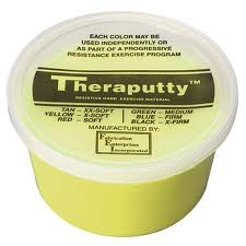 #10-0967  Putty, Yellow x-soft 3 oz. As low As $5.20