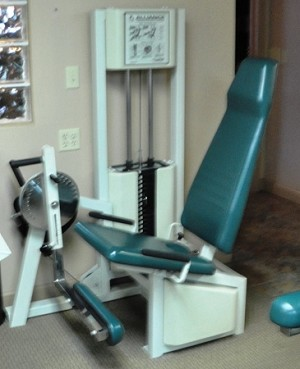 Used Alliance Seated Leg Extension $1,995.00 or make an offer!