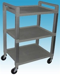 "#UC320  Poly 3 Shelf, 16""x20""x29""  As Low as $90.00"