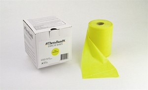 #20120  Thera-Band® Yellow 50 yds As Low as $67.50