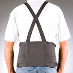 #6702-2   Black Belt with removable straps (Small) *As low as $37.99