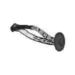 10-5325 Cando® Door Disc Anchor As Low As $3.95