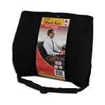 #400BL  Core® Lumbar Sitback Rest -BLACK *Please log in to view Member Price
